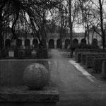 München - Nordfriedhof, ein wiederkehrender Ort im Werk Thomas Manns