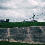 Algiers, der berüchtigte Stadtteil auf der anderen Seite des Mississippi, New Orleans