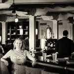 "It is what it is - Hotel Bar im ""del Coronado""...wo nicht nur Marilyn Monroe abstieg."