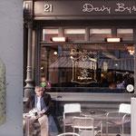 Davy Byrne's Pub + das Gorgonzola Sandwich