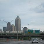 Atlanta Bypass...manchmal 8-spurig