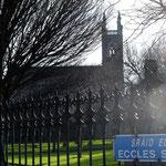 Eccles Street  No. 7 - eine der berühmtesten Adressen der Weltliteratur. Wohnhaus von Leopold Bloom