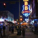 Beal Street, Memphis, Tn.
