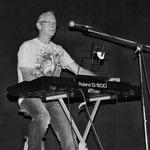 Achim - seit 1982 als guter Geist immer bei uns, seit 1995 Bandmitglied