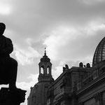 Dresden - Stadt des Barock und der schönen Künste, Heimat Richard Wagners, dessen Werk Thomas Mann persönlich und sein Schaffen ein Leben lang begleitete