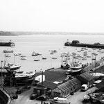 Hafen von Granville