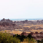 Badlands, Indian Reservation, SD