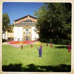 Bayreuth - nach 9 Jahrenwartezeit