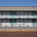 Lorraine Motel, der Ort des Attentats auf Martin Luther King, Memphis, Tn.