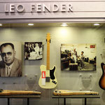 Fender-Guitars Headquarter, Corona südlich von L.A.