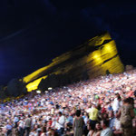 Red Rocks, Konzert mit Bonnie Raitt, Colorado