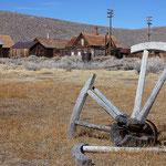 Bodie, die Geisterstadt auf 3011 m Höhe in der Sierra Nevada