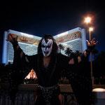 Gene Simmons ? Las Vegas, Nv.