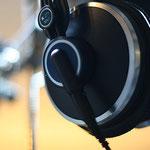 Jeder (12) kann auf seinem Personal Monitoring System den eigenen Mix erstellen.