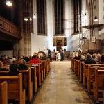 13.04.2018  Ernst Schultz + Herbert Mundschau Dreieinigkeitskirche Gostenhof