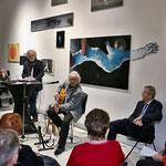 24.01.20  Jahresempfang des Bürgervereins Altstadt im Kunstkontor Foto W.Runze