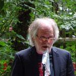 """20.06.20  Irrhain, Erster Preis Literaturwettbewerb """"Goldener Blumentopf"""" des Pegnesischen Blumenordens Foto H. Trautmann"""