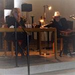 07.10.20 Akustik in der Dreieinigkeitskirche: wir arbeiten dran!