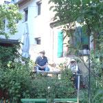 18.06.2021  Im Bogenhof Fürth, zu Gast bei Ulrike