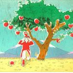 リンゴの園の娘は今日も我が道を行く