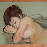 Rolf Seilaz Paris schlafende