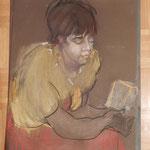 Rolf Seilaz Paris die Lesende 1