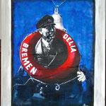 Katain Schorses Rettungsring, 80x100