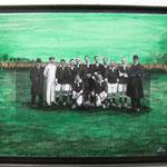 Schiedsrichter in weiß, Werder Bremen 1913, 30 x40 verkauft