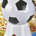 Popcornmaschine für Fussballfans