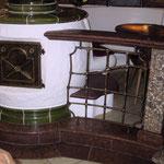 Trenngitter in Bronze  - TG 007