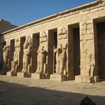 Le temple de Medinet Habou