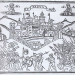 Originale - B.CORDO, La obsidione di Padua…, Venezia 1510