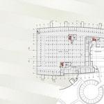 corporate architects, Der Sonnberhof, Untergeschoss