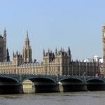 Houses of Parliament & Big Ben