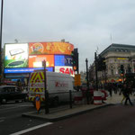 The Piccadilly Circus