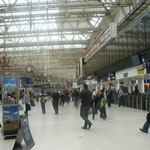 The Waterloo Station