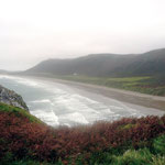 The Gower Peninsula in Wales
