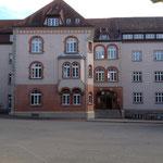 Unser schönes Gebäude