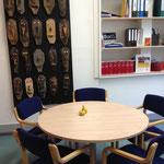Besprechungszimmer im Rektorat