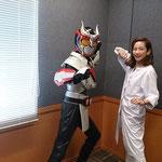 福岡のタレント 中上真亜子さん