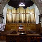 die Orgel der Old High Church