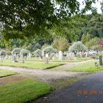 der Friedhof