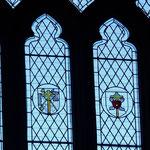 ein Fenster in der Kapelle