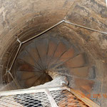 die Treppe zu den Türmen