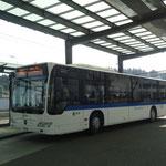 Mercedes Citaro beim Bahnhof Effretikon