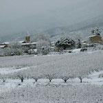 loucardaline-bedoin-ventoux-chambre d hotes-neige-gite-rando