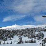 loucardaline-bedoin-ventoux-chambre d hotes-neige-rando raquettes-gite