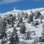 loucardaline-bedoin-ventoux-chambre d hotes-neige-rando raquettes-ski-gite