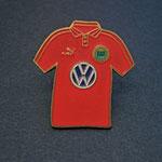 VFL Wolfsburg Trikot Pin 1998/1999 Trainerstab