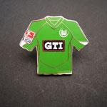 VFL Wolfsburg Trikot Pin 2004/2005 home GTI mit Ligapatch